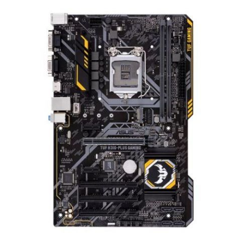 Asus TUF H310-PLUS GAMING, Intel H310, 1151, ATX, DDR4, VGA, HDMI, M.2, RGB Lighting, 5 Year Warrant